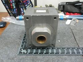 Zimm MSZ-50-SL Worm Gear Screw Jack, Ratio 28:1 1800rpm NEW image 2