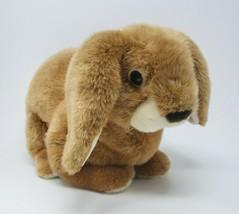 "15 "" Ty Classique 1999 Peter Marron Bunny Rabbit Long Oreille Animal en Peluche - $30.36"