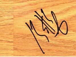 Brandon Jennings Signed 5x4 Simulated Basketball Floor - $9.99
