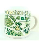 Starbucks 2019 Mexico Been There Collection Coffee Mug NEW IN BOX - $95.06