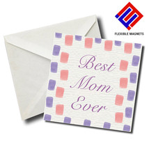 Best Mom Ever Stylish Magnet for refrigerator. Great Gift! - $5.92