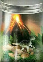 Create Your Own Dinosaur Terrarium Kit - Kids Science Learning Craft Project NEW image 3