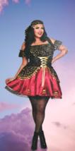 Dreamgirl Pirate Beauty Halloween Costume Size 1X (18-20) - $44.54