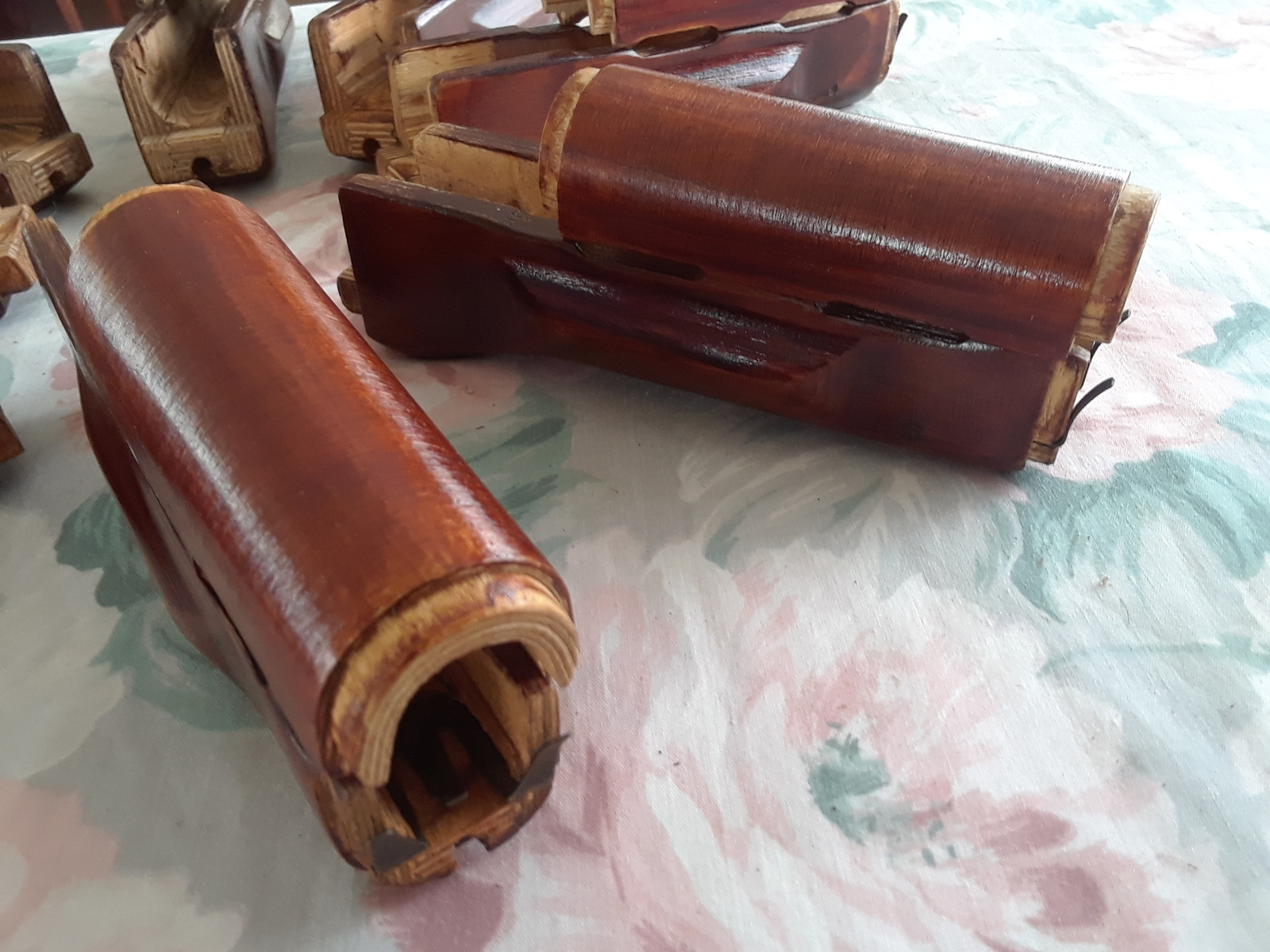Genuine Russian Ak Akm Laminated Wooden Palm and 5 similar items