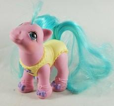 Vintage Hasbro G1 My Little Pony Baby Softsteps Baby Ballerina Ponies MLP - $19.99