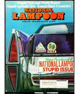 National Lampoon #48, March 1974 - Stupid Issue, SAT (stupid aptitude test) - $12.20