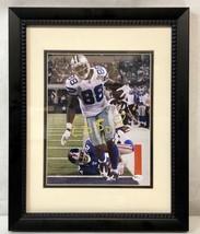 Cowboys Superstar WR Dez Bryant SIGNED & Framed 8x10 w/CoA! - $89.10