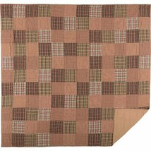 VHC Brands Rustic & Lodge Bedding Clement Red Quilt, King - $276.21