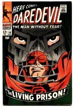 DAREDEVIL #38 comic book 1968-DR. DOOM-MARVEL COMICS-GENE COLAN - $65.57