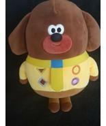 """HEY DUGGEE"" Plush Soft Toy with Growling Dog Sounds~  12"" ~ BBC Cartoon... - $12.86"