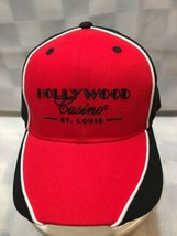 HOLLYWOOD CASINO St Louis Adjustable Adult Baseball Ball Cap Hat - $12.86