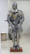Nauticalmart 16th Century Italian Knight Suit Of Armour Halloween Costume - $1,299.00