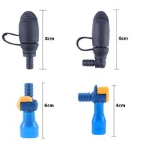 Bite Valve 90 Degree Hydration Pack Nozzle Camping Bladder Silicone Wate... - $121,72 MXN