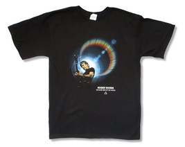 Roger Waters-Full Moon-Dark Side 2007 World Tour-Medium Black T-shirt - $22.24