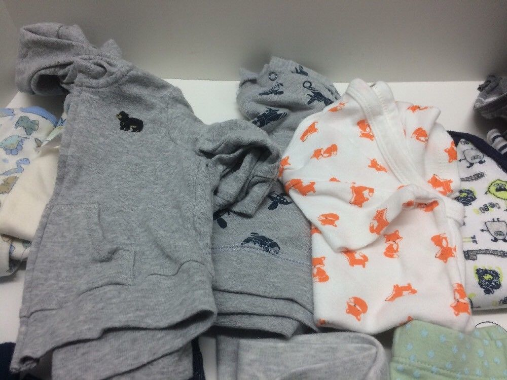 8e871859b Simple Joys by Carters Boys 3-Pack Loose Fit Flame Resistant ...