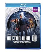 Doctor Who: The Time of the Doctor (Blu-ray) [Blu-ray] - $9.05