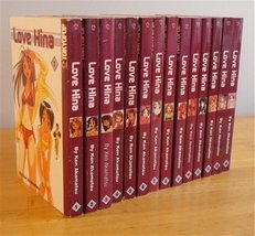 Complete set Manga Series: LOVE HINA, volumes 1-14 [Paperback] [Jan 01, ... - $114.83