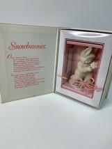 "Department 56 Snowbunnies ""Loves Me, Loves Me Not..."" Figurine #26303 - $21.99"