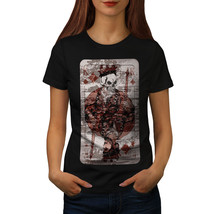 Skull King Poker Casino Shirt Card Casino Women T-shirt - $12.99