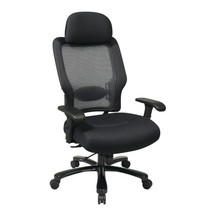 Big and Tall Black AirGrid Back Office Chair - $639.19
