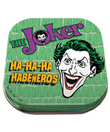 DC Comics The Joker HA-HA-HA-Habaneros Mints in Illustrated Tin Box .4 o... - $3.99
