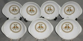 Set (7) 1960s-70s Noritake HERMITAGE PATTERN Lugged Cereal Bowls MADE IN... - $69.29