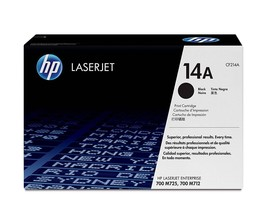 Genuine OEM HP CF214A 14A Black Original LaserJet Toner Cartridge - $196.34