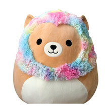 "Squishmallows~ Soft Plush Lion Character Pillow JUMBO 24"" LIMITED - $99.99"