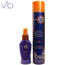 IT'S A 10 Miracle Leave In Plus Keratin + Finishing Hair Spray, its a 10 - $30.40