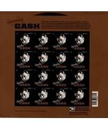 2013 46c Johnny Cash, American singer-songwriter, Sheet of 16 Scott 4789... - $16.00