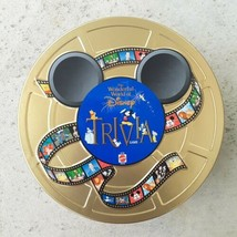 1997 The Wonderful World of Disney Trivia Game By Mattel Complete Gold Tin Used - $23.75