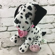 Cabbage Patch Adoptimals Plush Dalmation Puppy Heartbeat Sounds Light-Up Collar - $16.82