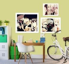 3D Tokyo Ghoul 477RAID Anime Combine Wall Sticker Wall Murals Wallpaper Amy - $34.59+