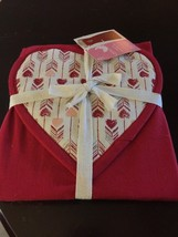 Darling  Valentine Apron And  Oven Mit. - $8.32