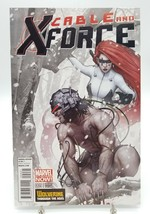 Cable & X-Force 9 Wolverine Through the Ages Variant Cover 2013 Marvel Comics - $6.89