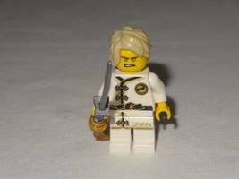 LEGO The Ninjago Movie Lloyd in White Minifigure 10739 Shark Attack Jr.  - $7.99