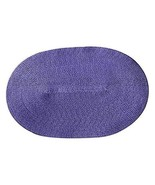 DRAGON SONIC Set of 3 High-grade Purple Durable Place Mats Insulation Ma... - $19.99