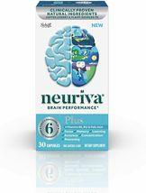 Schiff Neuriva Plus Fast-Acting Brain Performance Capsules - 30 Count - $39.99