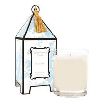 Seda France Classic Toile Pagoda Box Candle Sel de Mer 10oz - $41.00