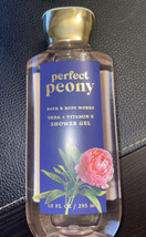 Bath & Body Works-Perfect Peony-Shower Gel-10 fl oz-New - $12.83