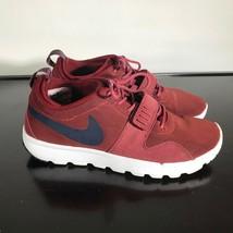 Nike SB Trainerendor, Sz 10, Team Obsidian Red 616575-641 Men's Athletic Shoes - $25.74