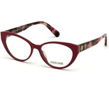 New Roberto Cavalli Eyeglasses Size 52mm 140mm 15mm New With Case - $57.59