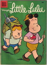Marge's Little Lulu Comic Book #112, Dell Comics 1957 VERY GOOD+ - $15.44