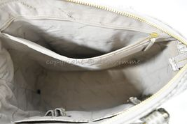NWT Brahmin Large Leather Duxbury Satchel/Shoulder Bag in Silver Birch Melbourne image 12
