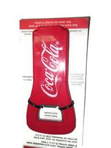 Coca-Cola Bottle Opener Red ( 3-Way) -FLAWED - $3.96