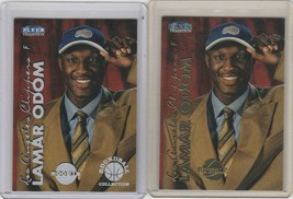1999-00 Fleer Tradition #219 Lamar Odom and Roundball Collection #219R - $1.05