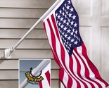 American flag and flagpole thumb155 crop