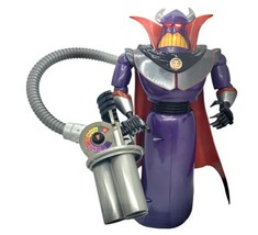"Disney Pixar Toy Story Emperor Zurg w/ Blaster 14"" Talking Action Figure... - $37.59"