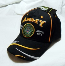 US ARMY Defending Freedom - Military Officially Licensed Baseball Cap Hat - $12.95