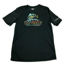 NEW Brooks Rock N Roll Marathon Shirt Black Dry Fit Crohn's & Colitis Aw... - $23.53